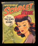 1944 'Invisible Scarlet O'Neil' Big Little Book