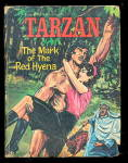 Tarzan The Mark of the Red Hyena - Big Little Book