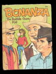 1967 Bonanza: The Bubble Gum Kid Big Little Book