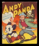 Click here to enlarge image and see more about item 000BLB6: 1949 'Andy Panda' Whitman Big Little Book