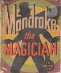 Click here to enlarge image and see more about item 000BLB722: 1935 Mandrake the Magician Big Little Book