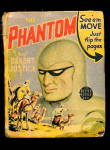 1941 The Phantom Desert Justice Big Little Book
