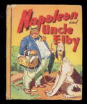Click here to enlarge image and see more about item 000BLB8: 1938 Saalfield 'Napoleon & Uncle Elby' Big Little Book