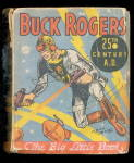 1933 Buck Rogers in the 25th century AD Big Little Book