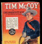 Click here to enlarge image and see more about item 000BLB9: 1935 'Tim McCoy in The Prescott Kid' Big Little Book