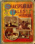 "1883 ""Shakspearian Tales in Verse"" Book"