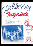 Click here to enlarge image and see more about item 000CIRCUS89: 1962 Za-Ga-Zig 12 Annual Shrine Circus Program