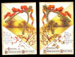 2 1907 Ellen Clapsaddle Thanksgiving Postcards