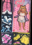 Click to view larger image of 1980 Miss Piggy Dress-Up Colorforms Set (Image2)