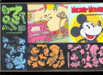 Click to view larger image of 1970 Mickey Mouse Colorforms #465 (Image2)