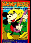 Click to view larger image of 1970 Mickey Mouse Colorforms #465 #2 (Image1)