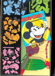 Click to view larger image of 1970 Mickey Mouse Colorforms #465 #2 (Image2)