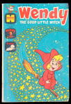 Click here to enlarge image and see more about item 000COMIC3: Wendy the Good Little Witch Oct 1972 Comic Book