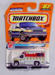 Matchbox Ford Ambulance Police Patrol Series 2000