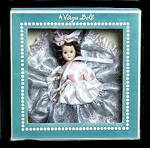 "Click here to enlarge image and see more about item 000DOL9: 1950s 491 Virga ""Rosemary"" Doll in Box"