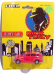 Click here to enlarge image and see more about item 000ERTL11: Ertl 'Dick Tracy' Itchy's Car Mint on Card