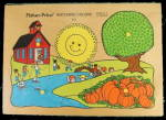 Click to view larger image of 1978 Fisher Price Wooden Puzzle #522 Mint in Box (Image2)