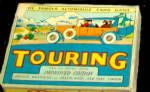 Click here to enlarge image and see more about item 000GAM096: 1920s Touring Automobile Card Game - Parker Bros