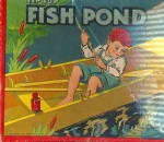 Click to view larger image of 'Tip Top Fish Pond' Milton Bradley 1930s Game (Image3)