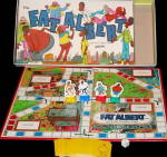 "Click to view larger image of 1973 Milton Bradley ""Fat Albert"" Game (Image2)"