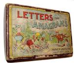 Click to view larger image of Early 1900s 'Letters or Anagrams' Parker Brothers Game (Image1)