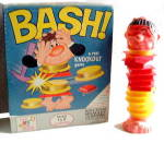 "1965 Milton Bradley ""Bash"" Game"