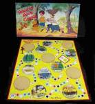 1975 Race to Pooh Corner Board Game - Walt Disney