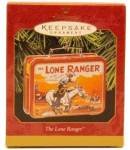 Click to view larger image of Hallmark 'Lone Ranger' Lunchbox Keepsake Ornament (Image2)