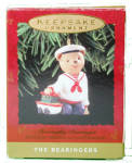 Click to view larger image of Hallmark Abearnathy Bearinger 1993 Ornament (Image2)