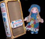 1974 Knickerbocker Holly Hobbie Doll in Box