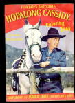 1950 Hopalong Cassidy Coloring Book