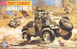 Click here to enlarge image and see more about item 000KIT18: 1973 Matchbox Humber Mk. II Model Kit