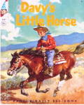 "Click here to enlarge image and see more about item 000LONE11: ""1956 'Davy's Little Horse"" Rand Elf  Book"