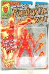 Click here to enlarge image and see more about item 000MARV23: 1992 Marvel Fantastic Four Stretch Human Torch MOC