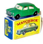 1960s Matchbox No 64 M.G. 1100 Car Mint in Box