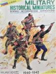Zveda 1940-1942 WWII Red Army Plastic Soldiers