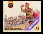 Click here to enlarge image and see more about item 000PLAS9: 1/72 Airfix Roman Soldiers 1975 Plastic Soldiers