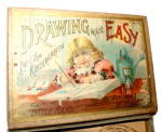 Click to view larger image of Early 1900s McLoughlin Bros Drawing Made Easy Stencils (Image2)
