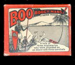 1920s Black Americana 'Boogy Mans' Puzzle/Game
