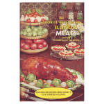Click here to enlarge image and see more about item 000REC2: 1966 'Favorite Recipes of Illinois Meats' Cookbook