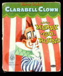 Howdy Doody Clarabell Clown, A Tell-A-Tale Book