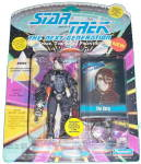 Click here to enlarge image and see more about item 000TREK10: Star Trek (Generations) Borg Mint on Card