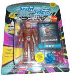Click here to enlarge image and see more about item 000TREK11: Star Trek (Generations) Vorgon Mint on Card