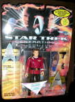 Click here to enlarge image and see more about item 000TREK1: Star Trek (Generations) Adm. James T. Kirk MOC