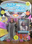 Click here to enlarge image and see more about item 000TREK7: Star Trek (Generations) Klingon Warrior Worf MOC