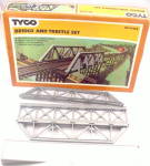 Click here to enlarge image and see more about item 000TYC6: Tyco HO Scale Bridge And Trestle Set