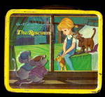 Click here to enlarge image and see more about item 000WALD60: 1977 Walt Disney 'The Rescuers' Lunch Box
