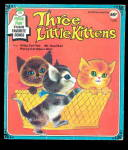 Three Little Kittens - Peter Pan 45 rpm record w/sleeve