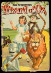 "Click here to enlarge image and see more about item 000WHIT15: 1957 Whitman ""Wizard of Oz"" Book"