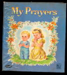 "Click here to enlarge image and see more about item 000WHIT1: 1959 Whitman ""My Prayers"" Childrens Book"